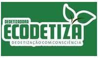 Logo Ecodetiza Dedetizadora em Gramame