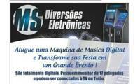 Logo de Ms - Diversões Eletrônica em Ceilândia Norte (Ceilândia)