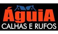 Logo de Aguia Calhas Telhados ,Consertos e Vedações  Whats   998355705 em Sítio Cercado