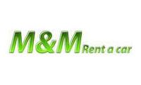 Logo de M & M Rent A Car em São Cristóvão