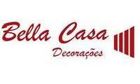 Logo Bella Casa Decoraçôes em Venda Nova
