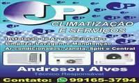 Logo de Jp Refrigeração E Eletrica. em Santa Luzia