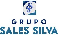 Logo Vidraçaria e Serralheria Sales Silva em Cosmos