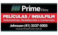 Logo de Prime Films em Guabirotuba