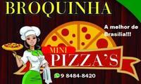 Logo de Broquinha Mini Pizza'S em Taguatinga Sul (Taguatinga)