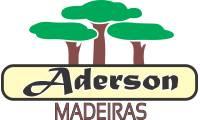 Logo de Aderson Madeiras em Cordeiros