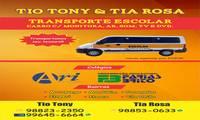 Logo de Tio Tony E Tia Rosa - Transporte Escolar em Prefeito José Walter