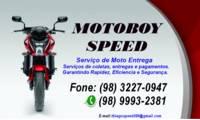 Logo de Motoboy Speed