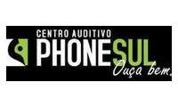 Logo de Centro Auditivo Phonesul em Centro