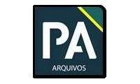 Logo de Pa Arquivos em Roma
