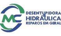 Logo de MC Desentupidora e Hidráulica - Reparos em Geral