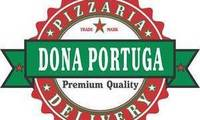 Logo DONA PORTUGA PIZZARIA DELIVERY em Mussurunga II
