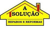 Logo A Solução Reparos E Reformas em Santa Rita