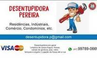 Logo de Desentupidora Pereira