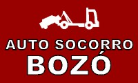 Logo de Auto Socorro Bozó 24h em Setor Bueno