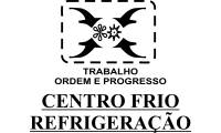 Logo Centro Frio Refrigeração em Santo Cristo