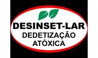 Logo Dedetização Rambinho em Conjunto Raul Balduino