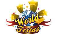 Logo de World Festas em Pedro Gondim