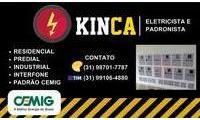 Logo Kinca - Padronista E Eletricista