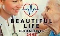 Logo de Beautiful Life Cuidadores 24h em Água Verde