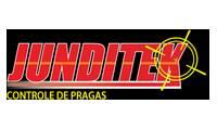 Logo Dedetizadora Junditek