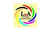 Logo de La Produtos Personalizados em São João do Tauape