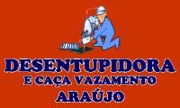 Logo de DESENTUPIDORA ARAÚJO