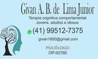 Logo Psicólogo Givan de Lima em Centro Cívico