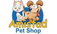 Logo de Amistad Pet Shop e Veterinária em Alto de Pinheiros