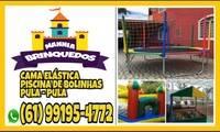Logo Mannia Brinquedos