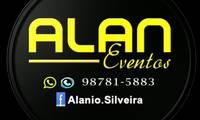 Logo Alan Eventos Aluguel de som, iluminação,efeitos,LED,boate, DJ em fortaleza em Barra do Ceará