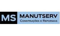 Logo de MANUTSERV em Vila Monumento