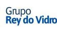 Logo de Rey do Vidro em Diamante