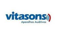 Logo de Vitasons Aparelho Auditivos em Centro