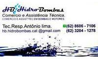 Logo de Hb Hidrobombas Comércio e Assistência Técnica. em Santa Genoveva