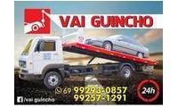 Logo de Vai Guincho - Guincho e Reboque em Porto Velho