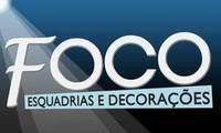 Logo de Foco Esquadrias e Decorações - Copacabana em Copacabana