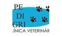 Logo Clínica Veterinária Pedigri em Minas Brasil
