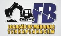 Logo FB Terraplanagem e Locação de Máquinas