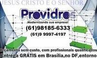 Logo de Pró Vidros Brasília DF,,RAPIDEZ E EFICIÊNCIA,em Brasilia,no DF,entorno