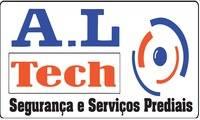 Logo de A.L Tech Segurança e Serviços Prediais