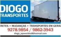 Logo de Diogo Mudanças E Fretes em Nova Lima