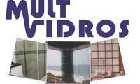 Logo de MultVidros em Setor Bueno