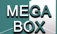 Logo de Mega Box Vidros