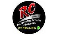 Logo de RC Recuperadora de Faróis e Lanternas em Setor dos Funcionários