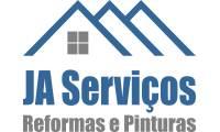 Logo Ja Serviços de Reformas E Pinturas em São Francisco de Assis