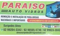 Logo de Paraiso Auto Vidros em Setor Parque Tremendão