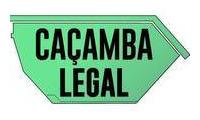 Logo de Caçamba Legal em Jardim Meriti