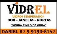 Logo Daniel Vidraçaria