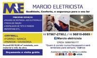 Logo de Marcio Eletricista  em Perus